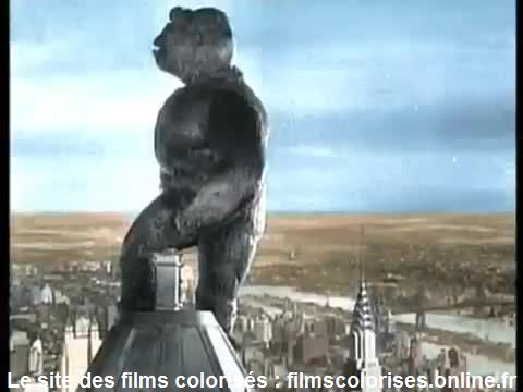 Vous visualisez les captures : King Kong