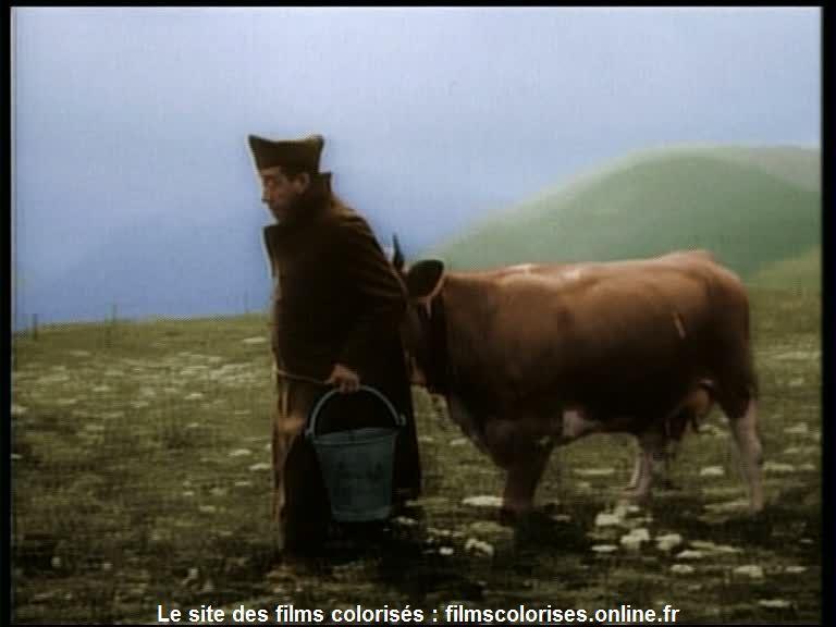 Vous visualisez les captures : La vache et le prisonnier