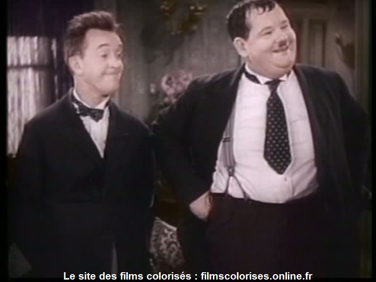 Vous visualisez les captures : Laurel et Hardy au Far West