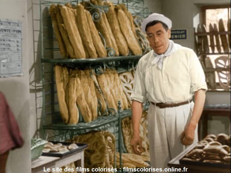 Vous visualisez les captures : Le boulanger de valorgue
