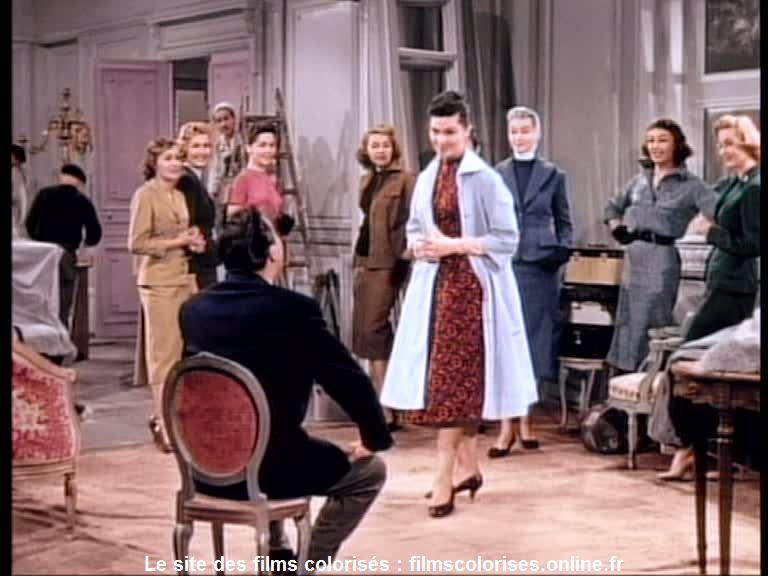 Vous visualisez les captures : Le couturier de ces dames