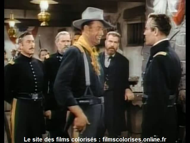 Vous visualisez les captures : Le massacre de Fort Apache