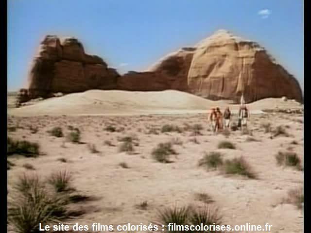 Vous visualisez les captures : Le massacre de Fort Apache