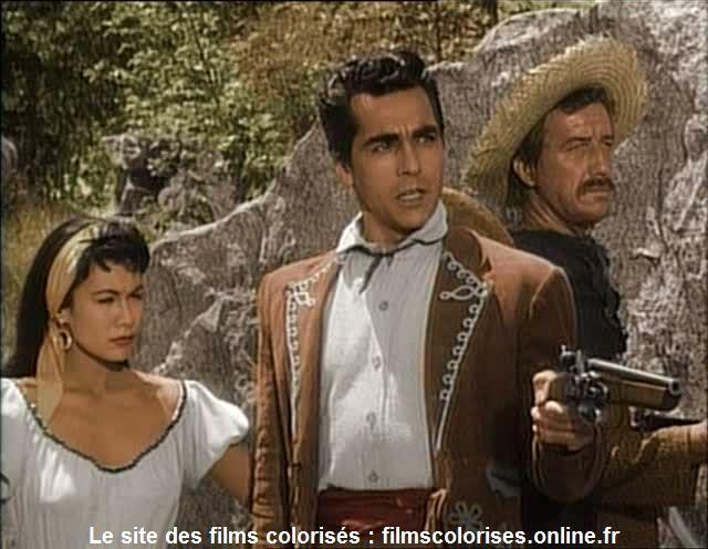 Vous visualisez les captures : Zorro